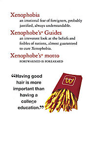 Xenophobe's Guide to the Americans - Produktdetailbild 1