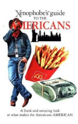 Xenophobe's Guide to the Americans, Stephanie Faul