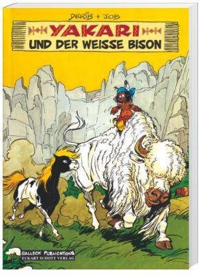 Yakari - Yakari und der weiße Bison, Derib & Job