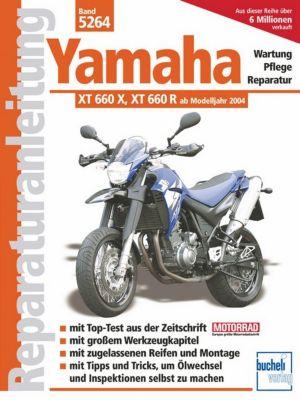 Yamaha XT 660 X / XT 660 R ab Modelljahr 2004, Franz Josef Schermer, Helmut Strauß, Mathias Baur