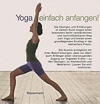 Yoga für Einsteiger - Produktdetailbild 1