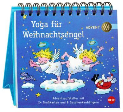 Yoga für Weihnachtsengel, Klaus Puth