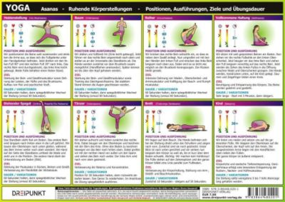 Yoga, Infotafel, Michael Schulze