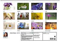 Zarte Natur 2018 (Wandkalender 2018 DIN A2 quer) - Produktdetailbild 13