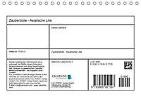 Zauberblüte - Asiatische Lilie (Tischkalender 2018 DIN A5 quer) - Produktdetailbild 13