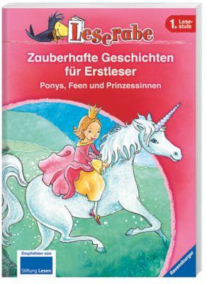 Zauberhafte Geschichten für Erstleser, Thilo, Vanessa Walder, Cornelia Neudert