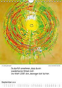 Zeit für gute Gefühle 2018 (Wandkalender 2018 DIN A4 hoch) - Produktdetailbild 9