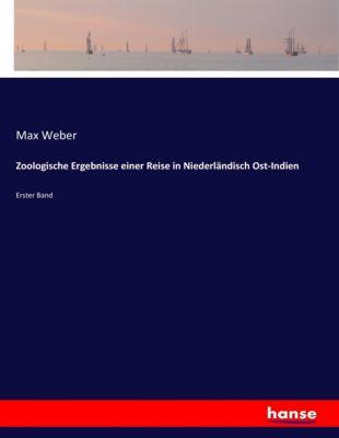 Zoologische Ergebnisse einer Reise in Niederländisch Ost-Indien, Max Weber