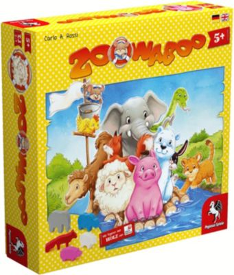 Zoowaboo (Kinderspiel), Carlo A. Rossi