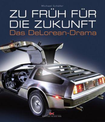 Zu früh für die Zukunft, Michael Schäfer