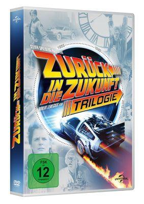 Zurück in die Zukunft - Trilogie, Christopher Lloyd,Lea Thompson Michael J.Fox