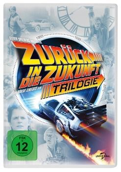 Zurück in die Zukunft - Trilogie 30th Anniversary Edition, Christopher Lloyd,Lea Thompson Michael J.Fox