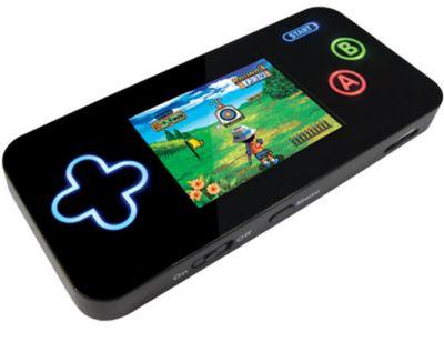 Arcade Neo Pocketkonsole mit 100 Spielen (Farbe: schwarz)