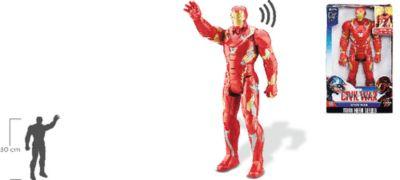 Avengers Elektronischer Titan Hero Iro