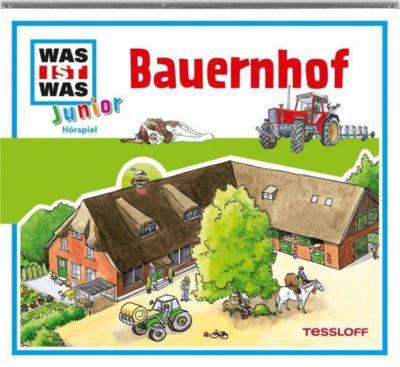Bauernhof, 1 Audio-CD, Friederike Wilhelmi