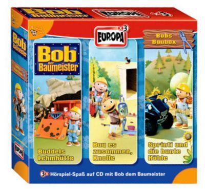 Bob der Baumeister - Bobs Baubox 9, Bob Der Baumeister