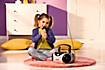 "Boombox ""SCD 5650"", mit Mikrofon, (Farbe: schwarz) - Produktdetailbild 2"