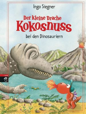Der kleine Drache Kokosnuss bei den Dinosauriern, Ingo Siegner