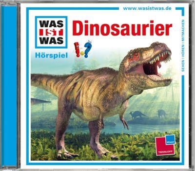 Dinosaurier, Audio-CD, Matthias Falk