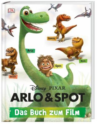 Disney Pixar Arlo & Spot