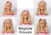 """Frisierkopf """"Top Model"""" mit Zubehör - Produktdetailbild 2"""