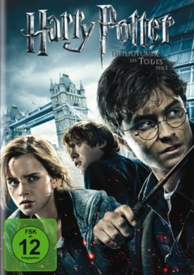 Harry Potter und die Heiligtümer des Todes, Teil 1, Joanne K. Rowling