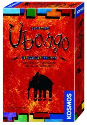 KOSMOS Ubongo, Gesellschaftsspiel, im kleinen Format, Grzegorz Rejchtman