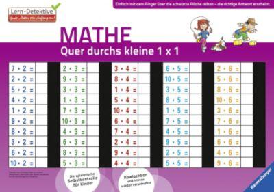 Lern-Detektive - Zaubertafel: Mathe - Quer durchs kleine 1 x 1