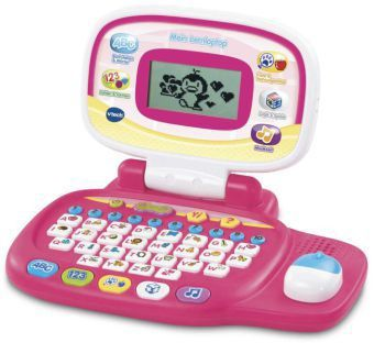 Mein Lernlaptop pink, Lerncomputer