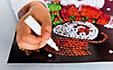 "Paillettenbilder (Motive: ""Weihnachtsmann & Schneemann"") - Produktdetailbild 12"