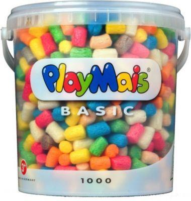 PlayMais Basic 1.000 (großer Eimer)