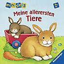Ravensburger ministeps - Meine allerersten Tiere