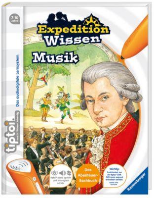 Ravensburger tiptoi® - Expedition Wissen (Ausführung: Musik), Thilo