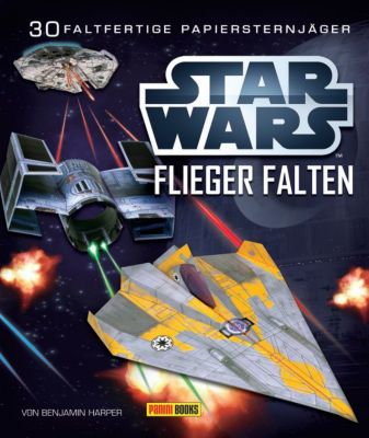 Star Wars: Flieger falten, Benjamin Harper