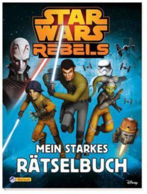 Star Wars Rebels - Mein starkes Rätselbuch