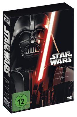 Star Wars Trilogie Episode 4-6