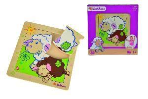 Steckpuzzle Schaf (Kinderpuzzle) 5 Teile