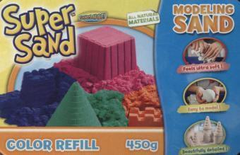 Super Sand Color Grün