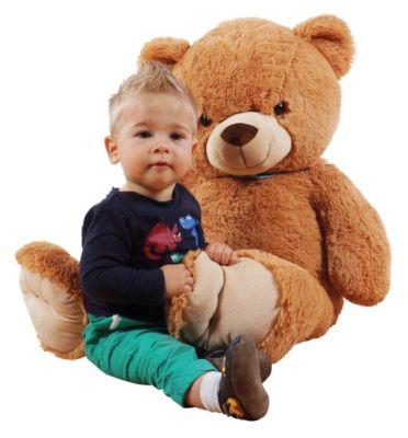 Teddy mit Halstuch, ca. 100 cm, GH-Exkl.