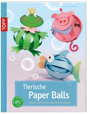 Tierische Paper Balls, Christiane Steffan