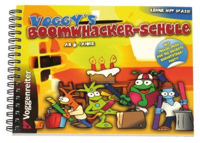 Voggy's Boomwhacker-Schule, m. Audio-CD, Andreas von Hoff