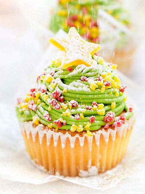 Weihnachtsgebäck schmeckt auch zuckerarm