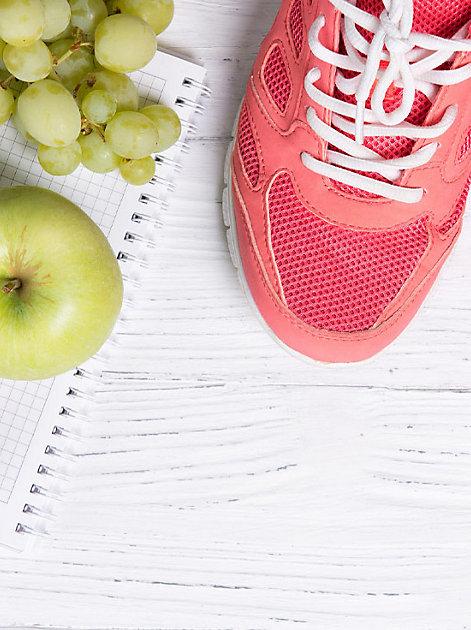 Viel Bewegung, gesunde Ernährung, nicht rauchen - die beste Strategie gegen hohen Blutdruck