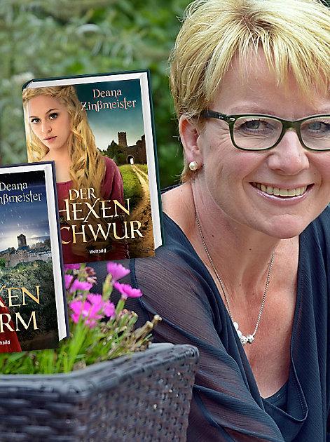 Die Hexen-Trilogie (Das Hexenmal/Der Hexenturm/Der Hexenschwur) von Deana Zinßmeister