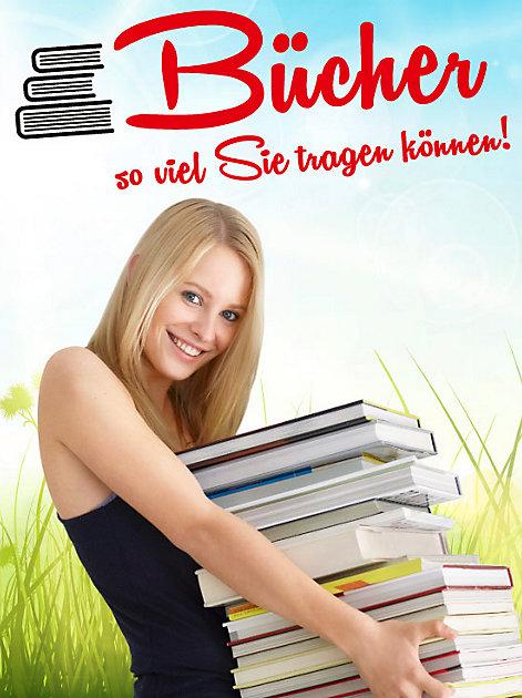 Gewinnspiel für Bücherwürmer