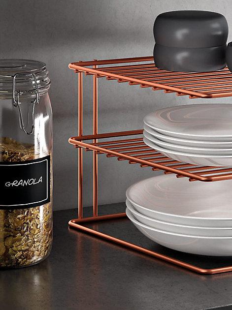 Kupferschön: die neuen Küchenhelfer
