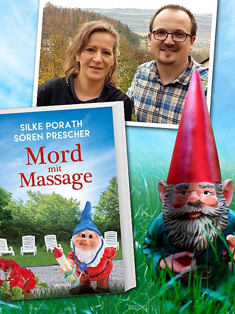 Silke Porath und Sören Prescher: Mord mit Massage