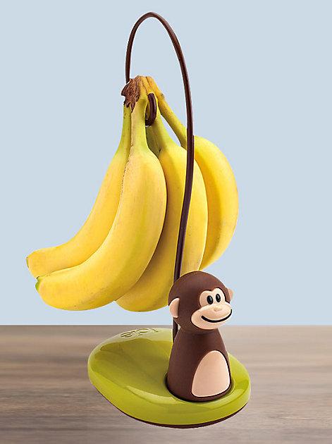 So gibt's keine Druckstellen auf den Bananen