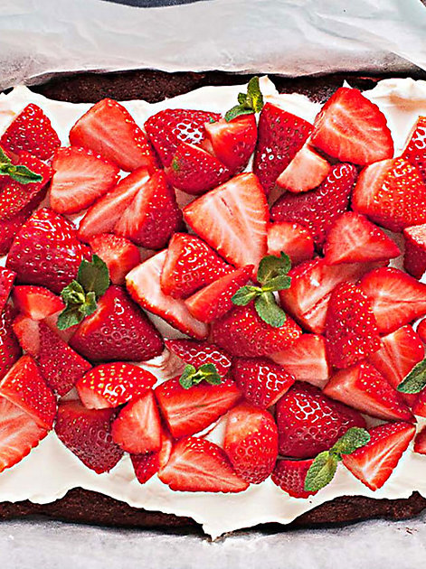 Duftend, saftig, süß: Erdbeerwonne