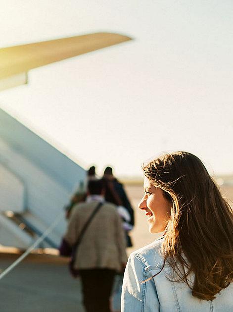 Startklar für den Urlaub - so kommen Sie gut an